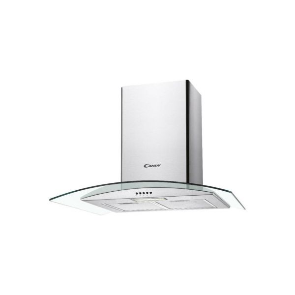CANDY CGM70NX CHIMNEY HOOD EXTRACTOR - STAINLESS STEEL