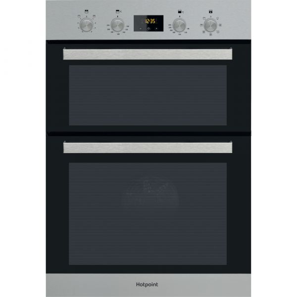GRADED HOTPOINT Class 3 DKD3 841 IX Built-In-Oven - Stainless Steel