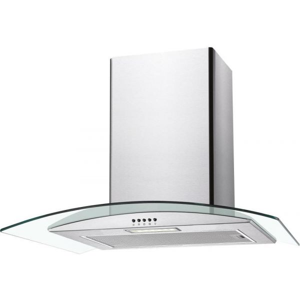CANDY CGM60NX 60CM CHIMNEY HOOD - STAINLESS STEEL