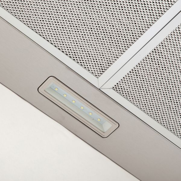 Willow WCH70SSU 70cm stainless steel Chimney cooker Hood Extractor Fan