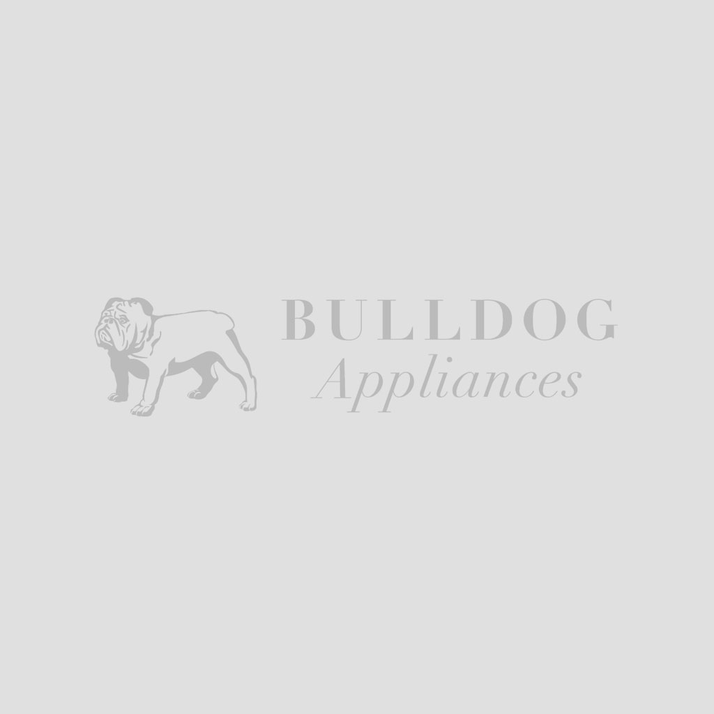 NEW Willow WGH60BGU 60cm Built-in Gas-on-Glass Black Hob with Cast iron pan supports