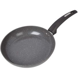 Tower Cerastone Forged Aluminium Frying Pan with Easy Clean Non-Stick Ceramic Coating, 24 cm, Graphite