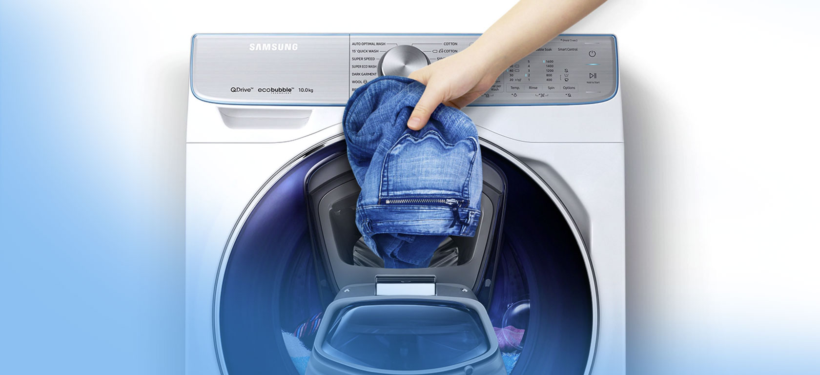 3 reasons you need a Smart Washing Machine